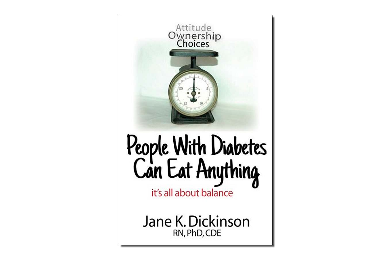 Why Write One More Book About Diabetes?