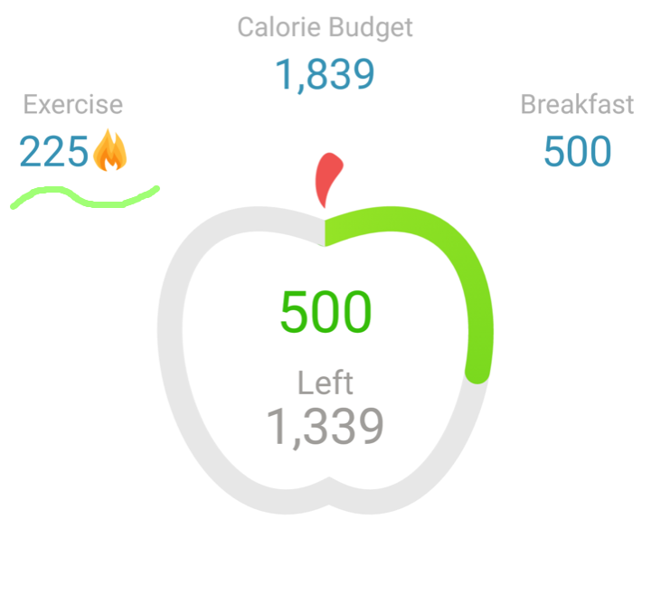 Planning Weight & Calories | MyNetDiary