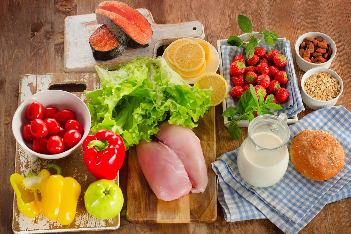 Planning your nutrient needs