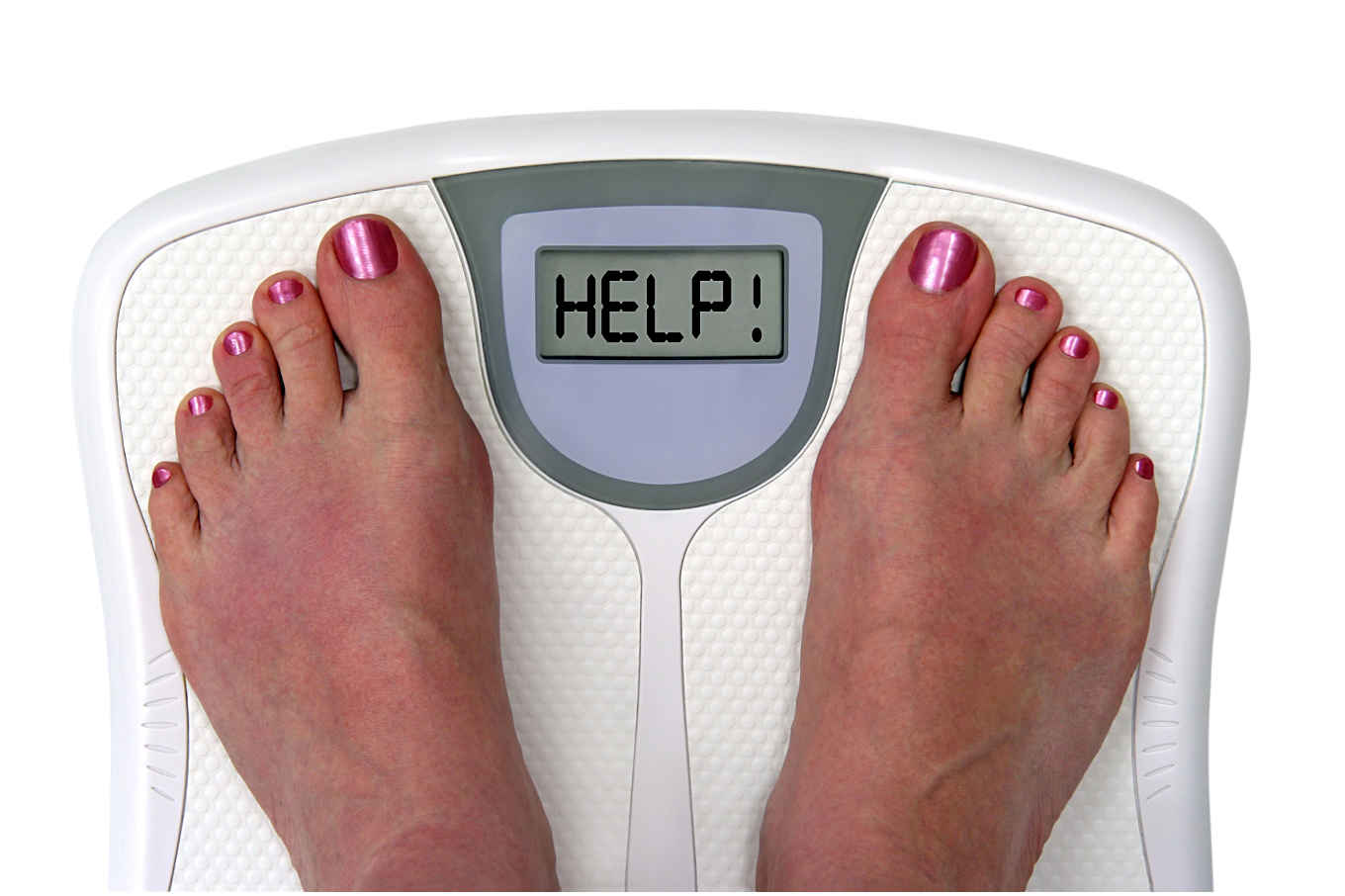 I can not lose weight 68