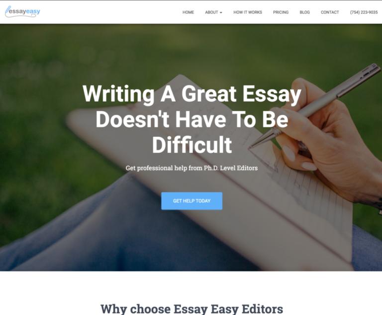 easy essay