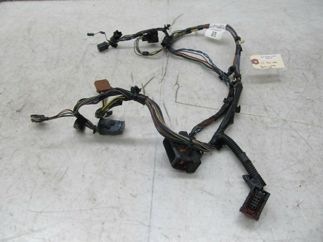 2004-2011 SAAB 9-3 AERO OEM LEFT FRONT DRIVER DOOR WIRING HARNESS in Belton  , SC 29627 PB#329402 | Aero Wiring Harness |  | Parts Beast