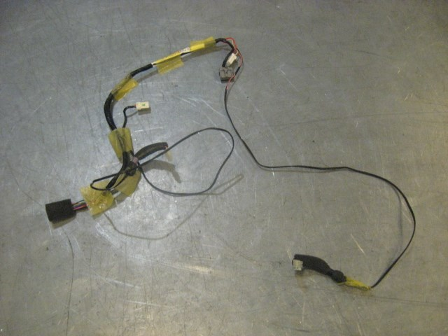 08 Infiniti G37 Coupe Dome Lamp Wiring Harness R17864 on