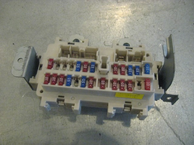 08 Nissan 350Z Interior Fuse Box R14951 on