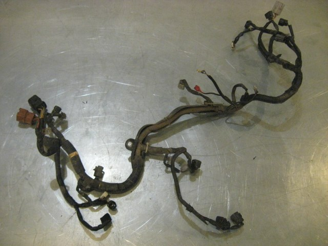 02 Subaru Impreza Wrx Ej20 Mt Engine Wiring Harness R19560