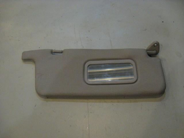 98 Subaru IMPREZA RH Passenger Sun Visor R10589 in Avon 83de906649e