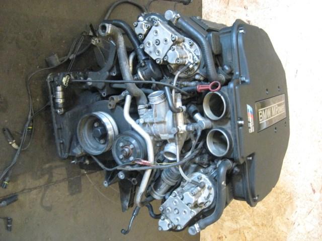 00 Bmw M5 E39 5 0l V8 Engine Assembly R20116 In Avon  Mn
