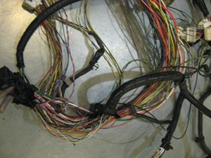 nissan 350z engine wire harness parts 350z engine wiring harness