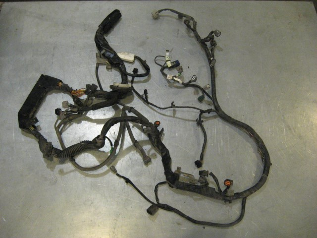 Infiniti g l vq de at engine wiring harness