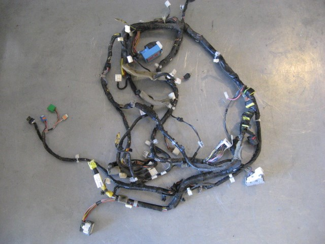 Incredible 09 Mazda 3 Dash Wiring Harness Parts Only Bap3 67030 R20443 In Wiring Database Gramgelartorg