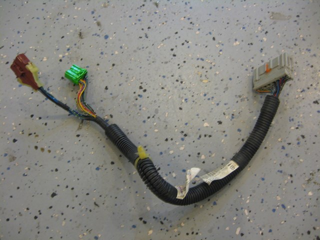 95 honda del sol climate control wiring harness r2206 in avon mn rh partsbeast com