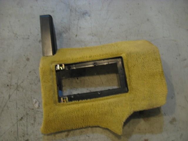 99 porsche boxster front lh fuse box carpet trim 996 551 201 00 r11974 in  avon, mn 56310 pb#20882