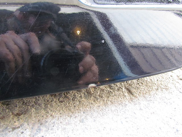 2007 Infiniti G35X Sedan Trunk Lid With Camera  Some Rust