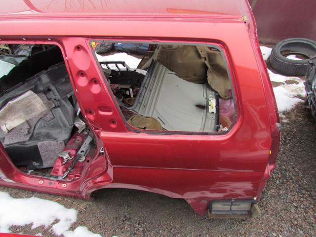 2005 Subaru Forester XT LH Driver Quarter Panel