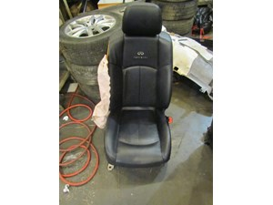 2008 Infiniti G35x Sedan Front RH Passenger Seat (Blown Bag)