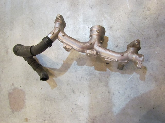 2008 Infiniti G37 Coupe Coolant Crossover Pipe VQ37VHR