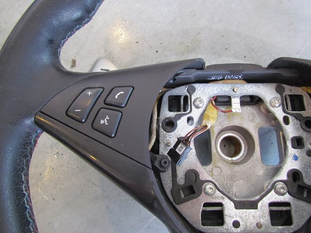 2007 BMW M6 Convertible Steering Wheel w/Paddle Shifters