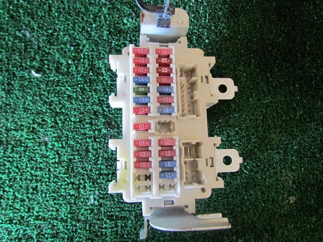 2003 Nissan 350z Interior Fuse Box on