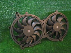 2007 Infiniti G35 Sedan Radiator Cooling Fan