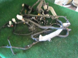 2007 Infiniti G35 RWD Sedan Engine Bay Harness 24012 JK60A