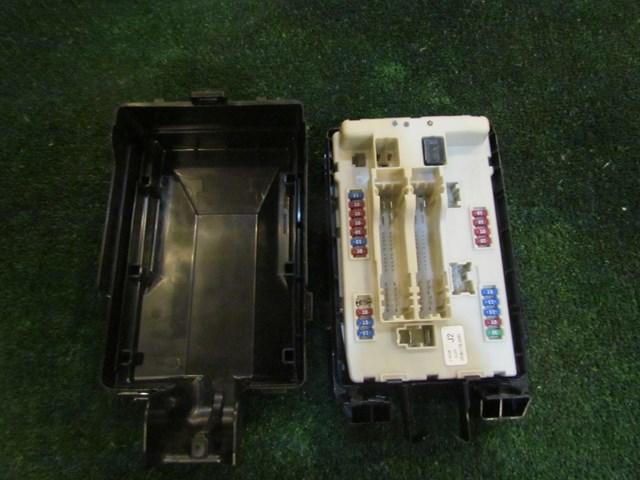2014 Nissan 370z Nismo IPDM Fuse Box 284B71EA6B