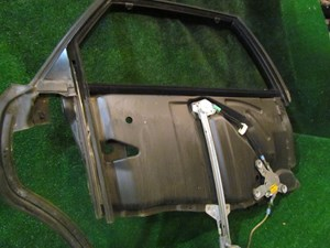 2001 Audi A8L Rear RH Window Frame, Motor, &Regulator