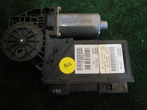 2004 Audi A8L D3 Rear LH Driver Window Motor 4E0 910 802