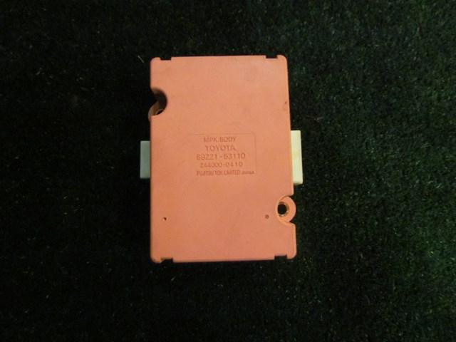 2002 lexus is300 fuse box body module 89221 53110 in avon, mn 56310  pb#297575
