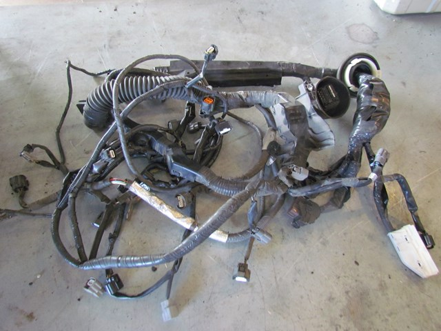 2009 Infiniti G37x Coupe Main Engine Wire Harness in Avon, MN 56310