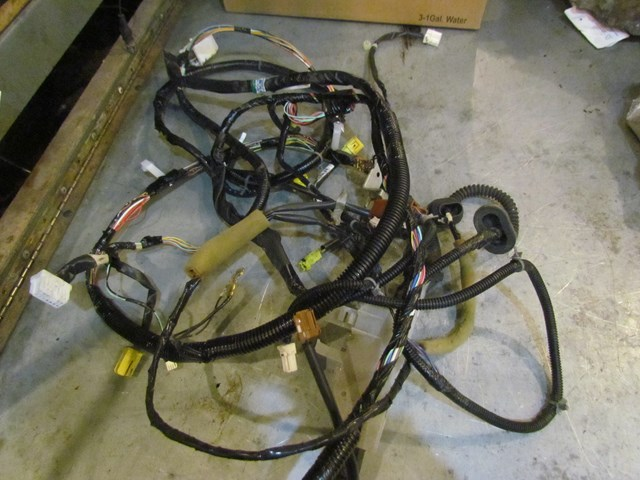 2003 Infiniti G35 Coupe RH Penger Body Wire Harness on