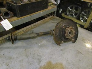 Nissan 350z Rear Spindle Parts