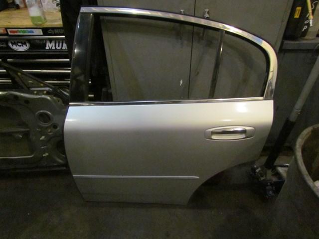 2006 Infiniti G35 Sedan Rear Lh Driver Door Shell In Avon Mn 56310 Pb 304144