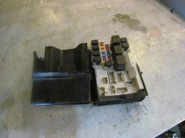 2006 Nissan 350z Mt Rev Up Ipdm Fuse Box 284b7cd01a In