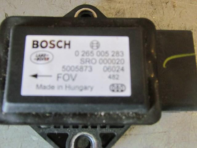 2006 Land Rover LR3 HSE Yaw Rate Sensor SRO000020