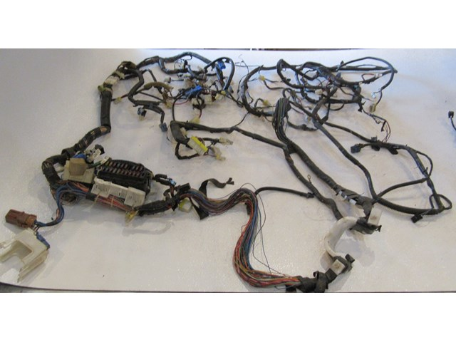 1990 Nissan 240sx Dash Wire Harness-See Photos 24010 53F02 on
