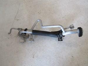 2005 Land Rover LR3 OEM A/C AC Hose Hard Lines Engine