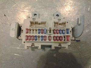infiniti g35 fuse box parts 2006 infiniti g35 coupe lh interior fuse box