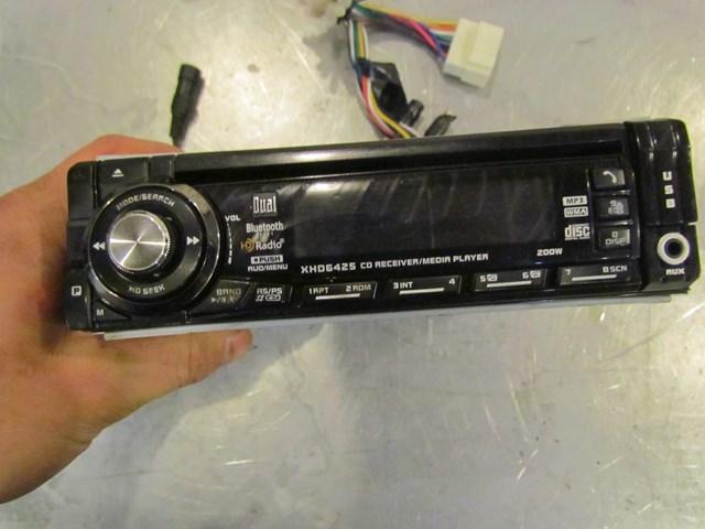 Dual Audio Model XHD6425 Head Unit Radio