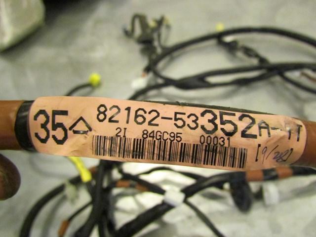 Fine 2003 Lexus Is300 Interior Wiring Harness 82162 53352 A In Avon Mn Wiring Cloud Hisredienstapotheekhoekschewaardnl