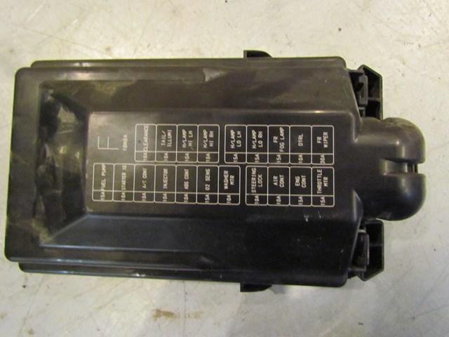 2008 Infiniti G37 IPDM Fuse Box 284B7JK00A in Avon, MN 56310 PB#36115