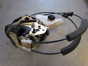 2003 Infiniti G35 Sedan Rear Lh Drivers Door Lock Actuator 80553al500 Ebay