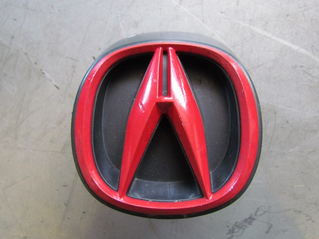 Acura RSX Grille Emblem SMA In Avon MN PB - Red acura emblem
