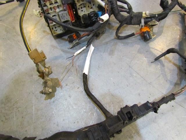 2007 Mazda 3 Engine Wiring Harness : Mazda mazdaspeed engine bay wiring harness minor