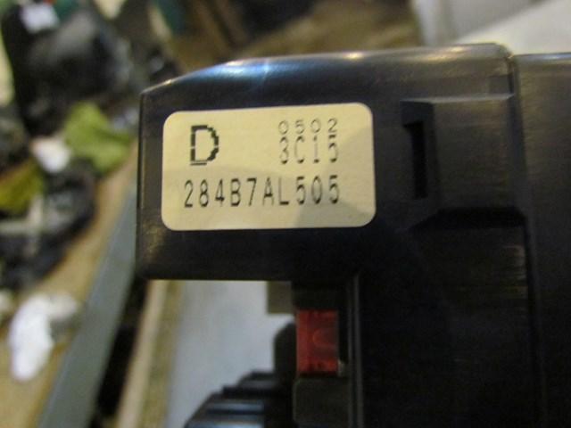 2003 Infiniti G35 Coupe AT BCM Fuse Box IPDM 284B7AL505 – Infiniti G35 Coupe Fuse Box