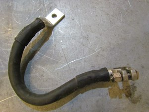 2004 Audi A8L Rear Rh Battery Ground Strap Cable