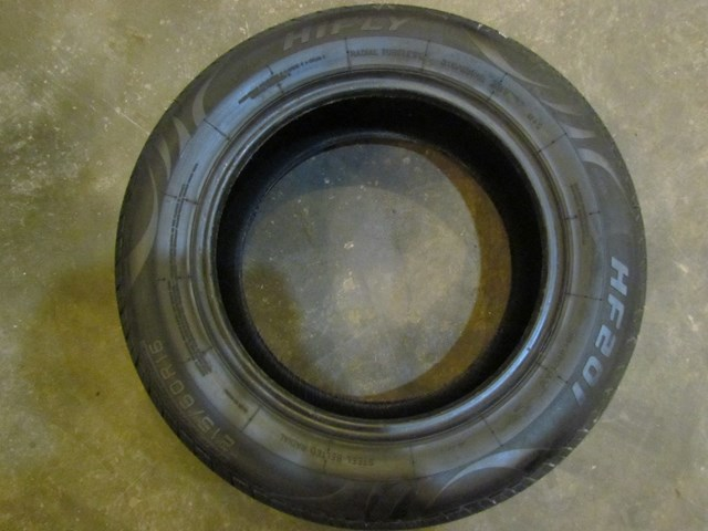Hedendaags Hifly HF201 215/60R16 8/32nds in Avon, MN 56310 PB#40453 DZ-73