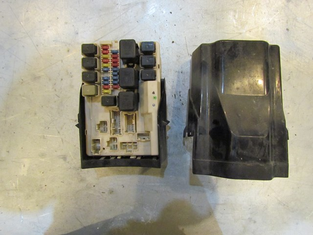 2004 infiniti g35 coupe ipdm-er fuse box under hood 284b7-aq007 in ... infiniti g35 fuse box  about parts beast