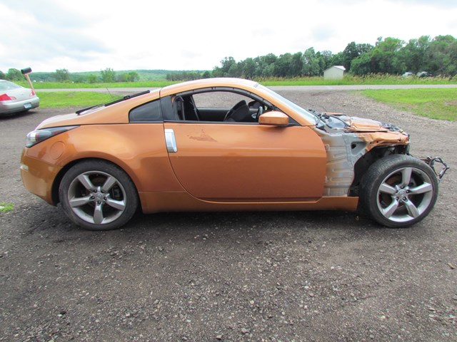 2003 nissan 350z jn1az34d93t102623 parts at. Black Bedroom Furniture Sets. Home Design Ideas