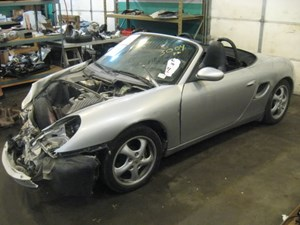 Image of 1998 Porsche Boxster car