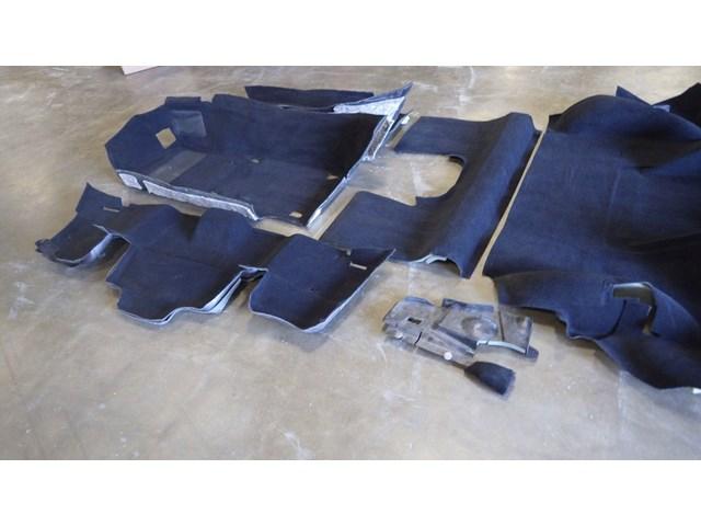 1997 2004 C5 Corvette Z06 Black Carpet Kit Floors Trunk Oem Only 10 000 Mikes In Farmington Ut